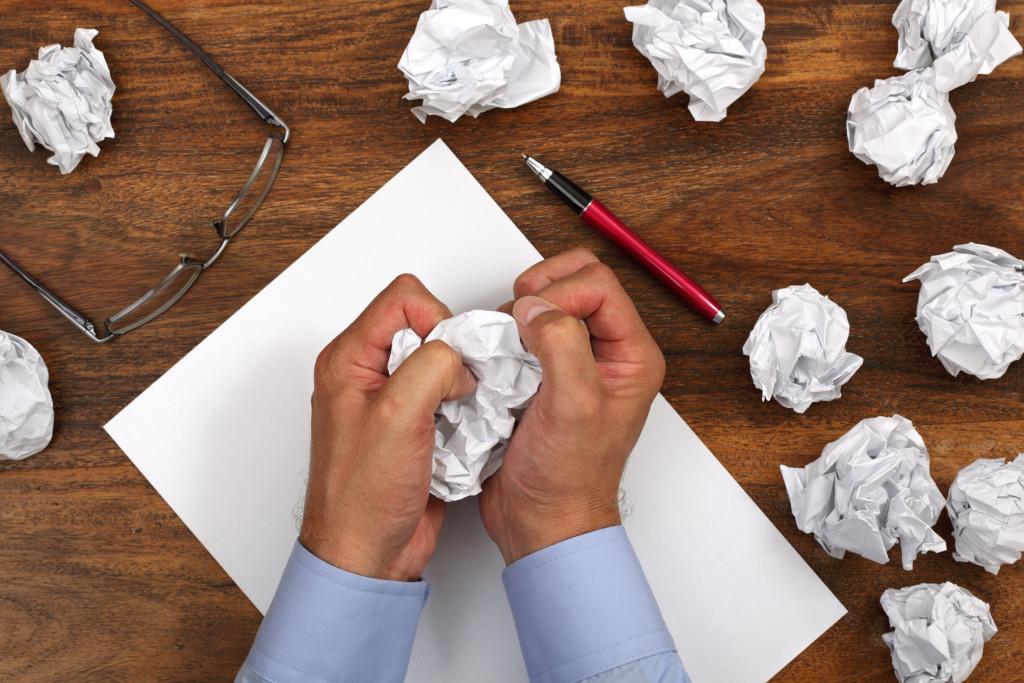 Schluss mit Schreibfrust
